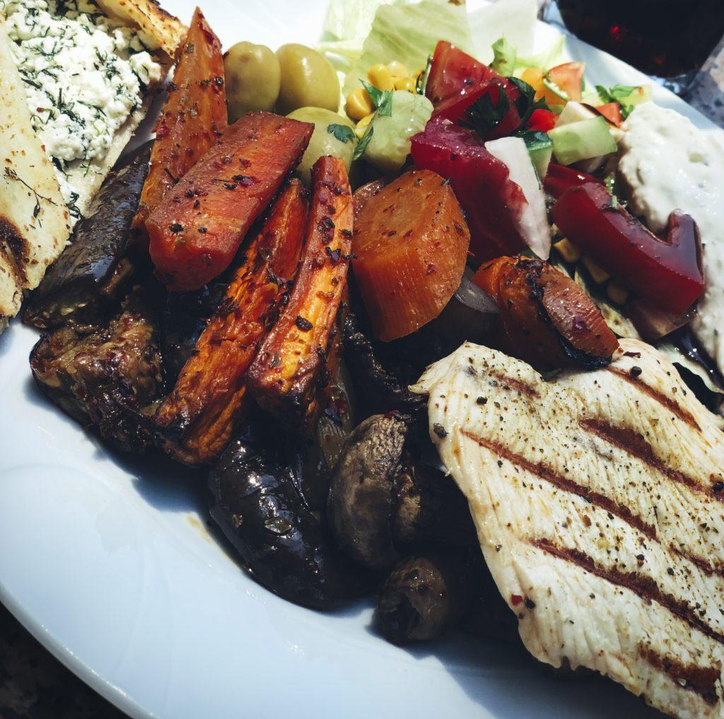 Food Inspiration Urlaub
