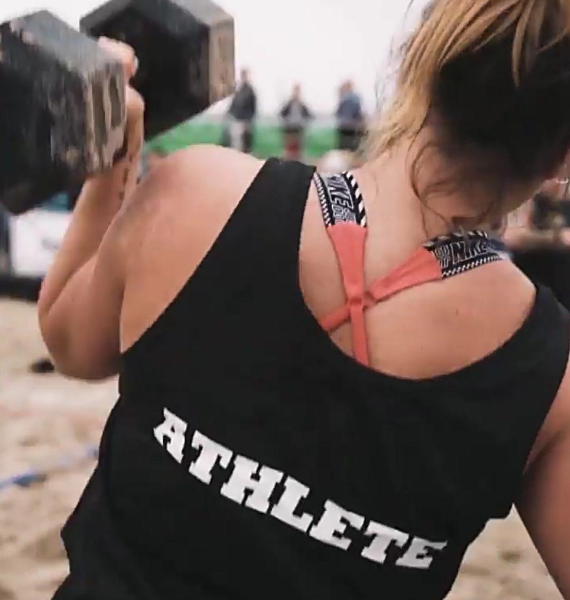 Denise Janda Athlete CrossFit Langenfeld
