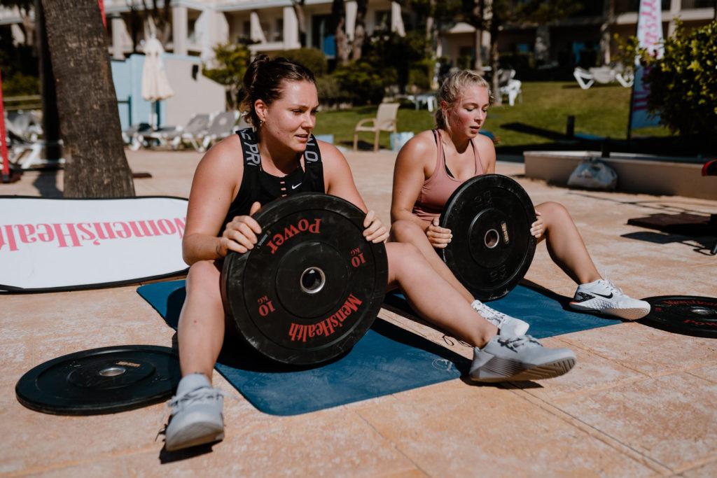 Women's Health Camp 2019 Julia